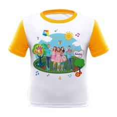 Pusat Jual Beli Hi 5 Bebelac Glowing T Shirt Kuning Jawa Barat