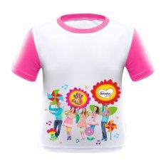 Diskon Produk Hi 5 Bebelac Glowing T Shirt Pink