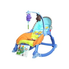 High Quality, Multi-functional Lightweight Folding Electric Baby Rocking Chair, Swing Cradle Toys To Help Chair Chairs - intl