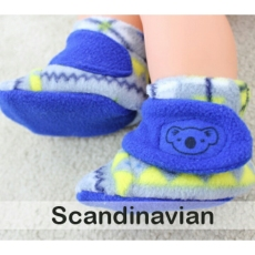 Honey Bee Babyshop Prewalker Shoes Sepatu Boots Bayi - SCANDINAVIA