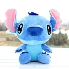 Hot 18Cm Lilo And Stitch Plush Toys Kawaii Plush Stitch Softstuffed Animals Doll Stich Plush Kids Toys Dora - intl