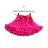 Diskon Hot Pink Bayi Perempuan Putri Payet Jersey Rayon Halus Pettiskirt Rok Tutu Anak Perempuan Rok Payet Pesta Dansa Oem Tiongkok