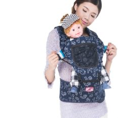 Promo Hot Selling Fashion Baby Carriers Backpack Shoulders Backpacks Carriers Very Comfortable Blue Intl Tiongkok