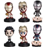 Harga Hot Toys Cosbaby Series 2 Iron Man 3 Asli Hot Toys