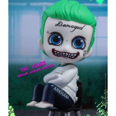 Jual Hot Toys Cosbaby S**C*D* Squad The Joker Asylum Funko Pop Hot Toys