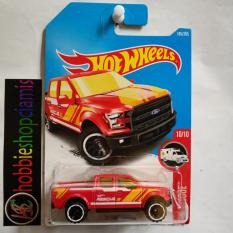Hot Wheels 15 Ford F-150 Raptor