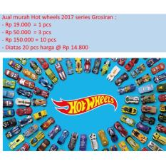 Hot Wheels Basic 2017 Grosiran Murah - Pykueq