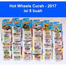 Spesifikasi Hot Wheels Curah Campuran 8 Pcs Murah Berkualitas