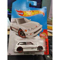 Hot Wheels Honda Civic Ef - E9B557 - Original Asli