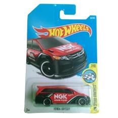 Promo Hot Wheels Honda Odyssey Hw Speed Graphics Merah Di Indonesia