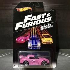 Hot Wheels Honda S2000 Fast & Furious Suki Pink - 793953 - Original Asli