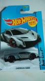 Toko Hot Wheels Lamborghini Veneno Silver Lengkap Di Dki Jakarta