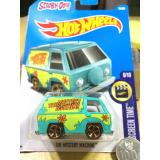 Hot Wheels Scooby Doo The Mystery Machine Limited Rare Promo Beli 1 Gratis 1