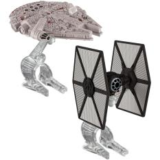 Hot Wheels™ Star Wars™ Tie Fighter Vs Millenium Falcon Banten