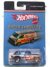 Hot wheels Super Chrome Nomad