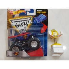 Hot Wheels Superman Monster Jam - Gr7j7q