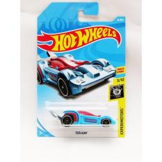 Hot Wheels Tooligan - biru
