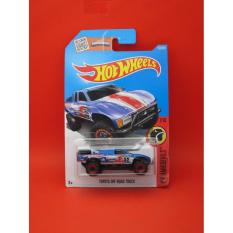 Hot Wheels Toyota Off-Road Truck Biru - Bac6eb - Original Asli
