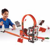 Review Pada Hot Wheels® Track Builder Construction Crash Kit