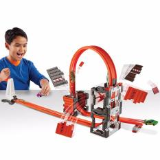 Perbandingan Harga Hot Wheels® Track Builder Construction Crash Kit Hot Wheels Di Banten