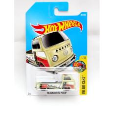 Ulasan Hot Wheels Volkswagen T2 Pickup Krem