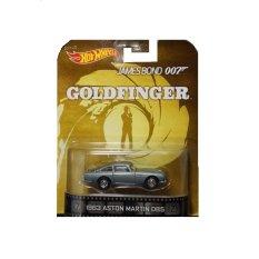 Jual Hotwheels Aston Martin James Bond Gold Finger Hot Wheels Asli