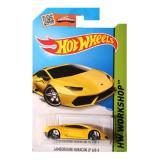 Promo Hotwheels Lamborghini Huracan Kuning