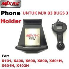 Hp Phone Holder For Mjx Bugs 3 X102H X101 X400 X401H X600 - Ac399d - Original Asli