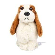 Toko Hush Puppies Boneka Unisex Plush Toya Key Chain Brown Netral Yang Bisa Kredit