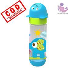 i-shop Baby Safe Botol Susu Bayi 250 ml / Botol Susu Bayi Karakter Binatang / AP002