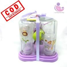 I-Shop Baby Safe Bottle Rack Set / Set Rak Botol Susu / Kado Bayi / Gift Set / Jp015 By I-Shop Surabaya.