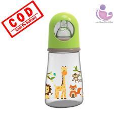 i-shop Baby Safe Cute Feeding Bottle 125ml / Botol Susu Bayi 125 ml / JP002