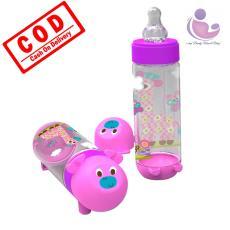 i-shop Baby Safe Feeding Bottle 250 ml / Botol Susu Bayi 250ml / Botol