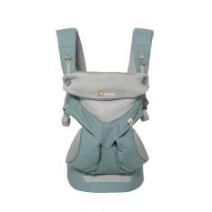 Icy Mint Semua Membawa Posisi 360 Jaring Pembawa Bayi dan Mudah Nyaman Bayi-Internasional