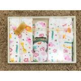Jual Igloo Baby Set Gift Set Set Pakaian Bayi Motif Printing 05 Putih Igloo Original