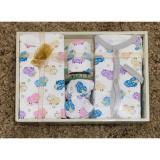 Ulasan Lengkap Tentang Igloo Baby Set Gift Set Set Pakaian Bayi Motif Printing 07 Abu Abu