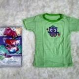 Spesifikasi Igloo Short Tee Kaos Kancing Pundak Baby Cewek 5 In 1 Uk 12 Bulan Online