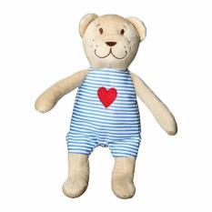 IKEA Fabler Bjorn Boneka Teddy Bear Soft Toy 21 cm [Cream]