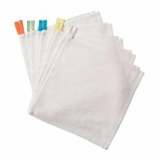 Jual Ikea Krama 10 Pcs Handuk Kecil Bayi Baby Washcloth Putih Online Di Banten