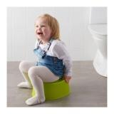 Jual Ikea Lilla Toilet Anak Hijau Lengkap