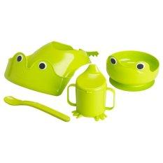 Jual Ikea Mata 4 Pcs In One Alat Makan Cantik Berbahan Flexible Import