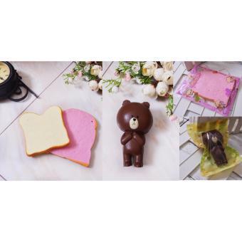 Squishyland Kiibru Sunny Doll Yellow Spec dan Daftar Harga Terbaru Source · book
