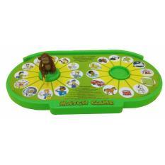 Inini Mainan Edukasi Mainan Belajar Fokus Dan Konsentrasi Mencocokkan Monkey Matching Asli