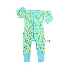 Ulasan Mengenai Ins Ledakan Model Anak Musim Semi Dan Gugur Sepotong Bayi Yang Baru Lahir Lengan Panjang Baju Monyet Pisang
