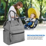 Review Toko Insular Multi Fungsional Baby Stroller Bag Diaper Storage Backpack Untuk Mummy Ibu Intl Online