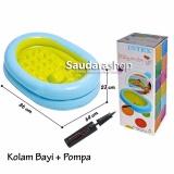 Harga Intex 48421 Kolam Mandi Baby Pompa Bak Mandi Baby Baby Bath Tub Pump Baru