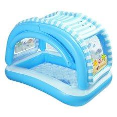 Jual Intex 57406 Shade Beach Baby Pool Biru Intex Grosir
