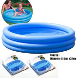 Toko Intex 59416 Crystal Blue Pool 3 Ring For Baby 114Cm X 25Cm Kolam Renang Anak Biru Terdekat