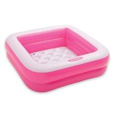 Spesifikasi Intex Kolam Renang Anak Inflatable Pool 547100Np Pink 85 Cm Yg Baik