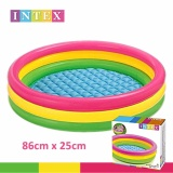 Jual Intex Kolam Renang Pelangi Anak Uk 86 X 25 Cm Branded Original